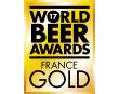 Récompense 2017 Bière Vieux Tuyé Rouget de Lisle bouteille 75cl