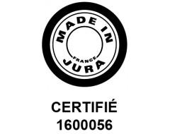 Logo Made in Jura Vieux Tuyé Rouget de Lisle bouteille 75cl