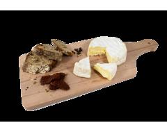Planche fromage le Sapin Badoz au lait pasteurisé