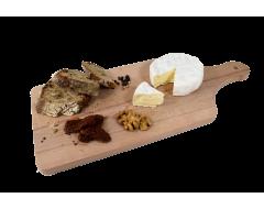Planche Le Bourrichon Badoz au lait pasteurisé