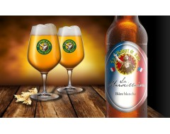 Bière La Marseillaise Rouget de Lisle bouteille