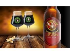 Bière Combe aux Loups Rouget de Lisle bouteille