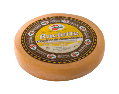 Raclette Badoz au lait cru la Cendrée du Haut-Doubs