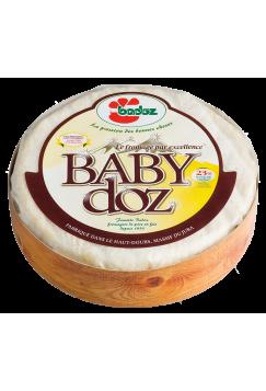 Babydoz Badoz emballé au lait pasteurisé