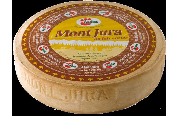 Meule Mont Jura au lait cru Badoz