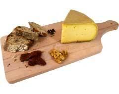 Planche fromage Tomme du Jura Badoz